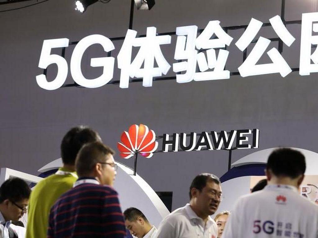 Polemik AS-Huawei Dikhawatirkan Hambat Peluncuran 5G Global