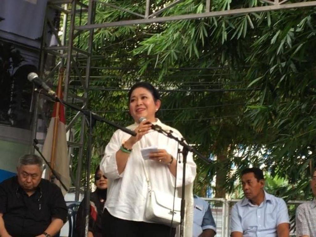 Dilaporkan Polisi soal Dalang Rusuh 22 Mei, Titiek Soeharto: Terserah