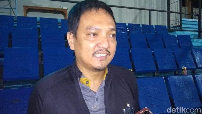 CEO PSIS Semarang, Yoyok Sukawi. (Foto: Eko Susanto/detikcom)