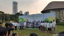 Rindangkan Jakarta, GBK Perbanyak Pohon