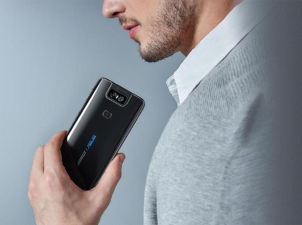 Dirilis di India, Asus Ganti Nama ZenFone 6 jadi 6z