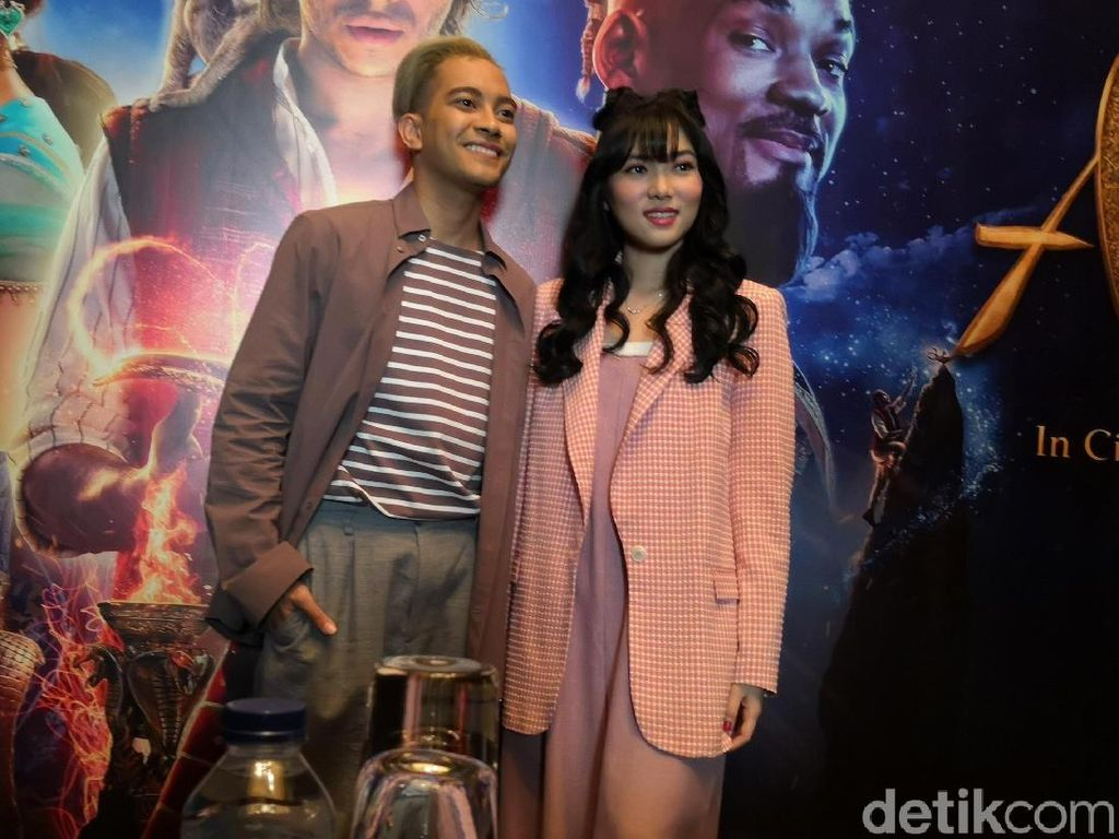 Cerita Gamaliel dan Isyana Bertemu Komposer Asli A Whole New World