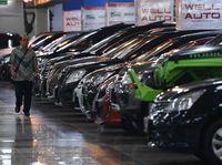 Mobil Bekas Paling Laris di Pasaran