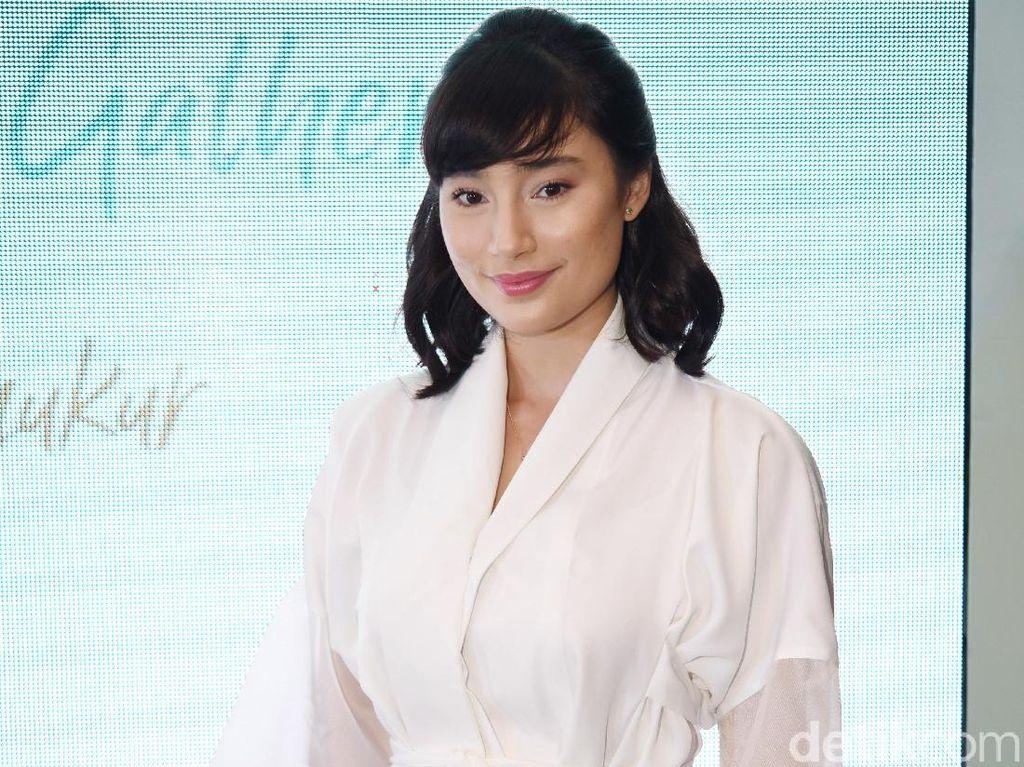 Cerita Tatjana Saphira Berakting Jadi Penyanyi Dangdut