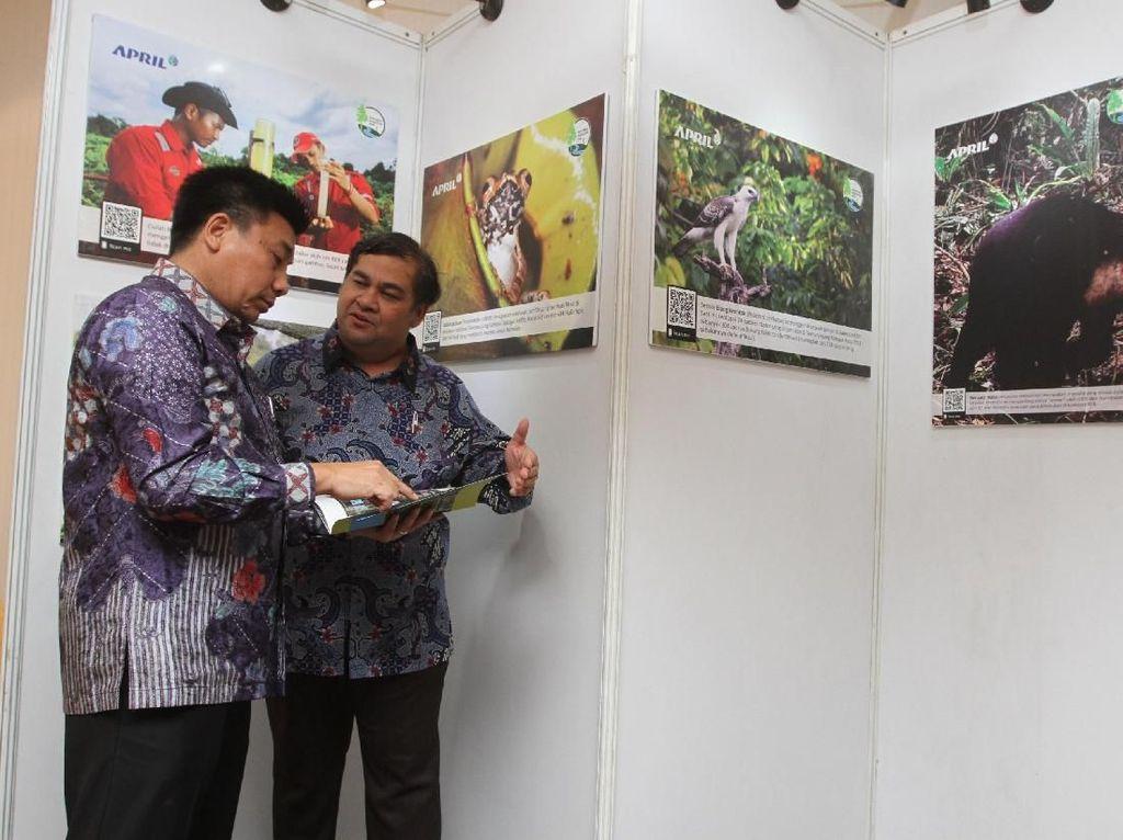 Laporan Restorasi Ekosistem Riau