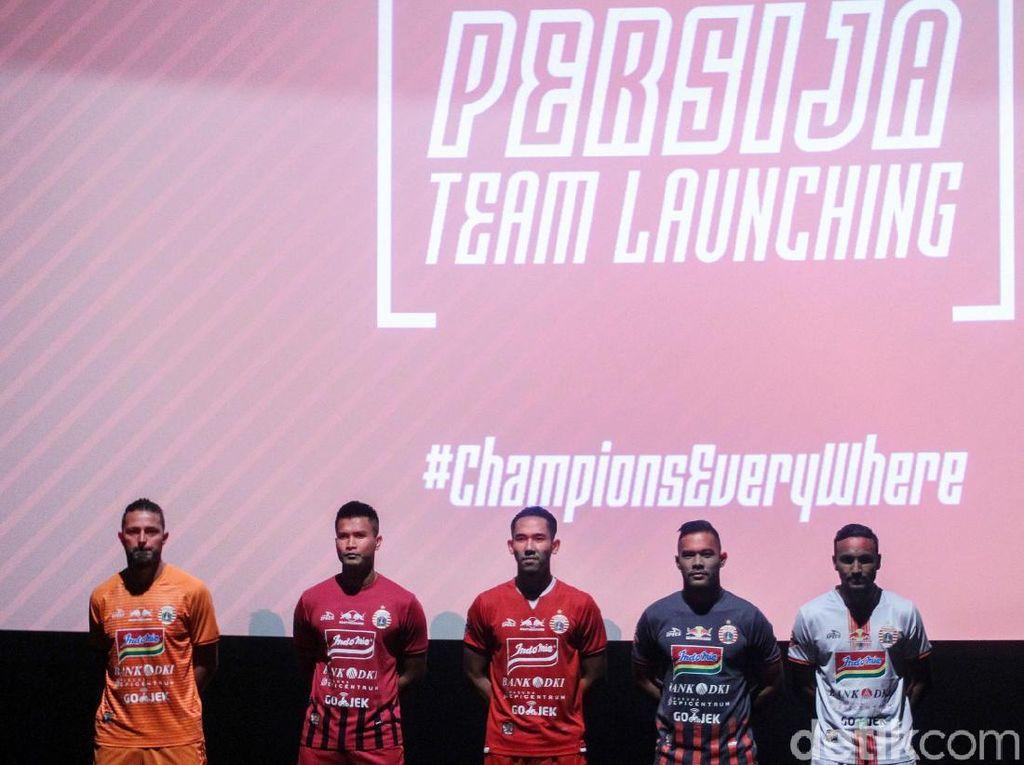 Persija Butuhkan Dana Rp 100 M untuk Jalani Liga 1 2019