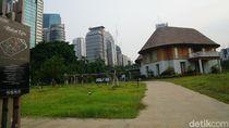 Jakarta Bakal Punya Spot Nongkrong Baru di Hutan Kota
