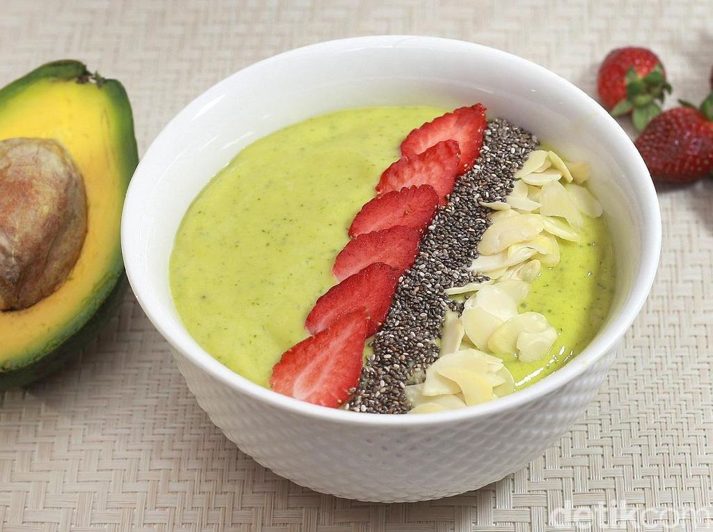 Resep Ramadan : Super Green Bowl