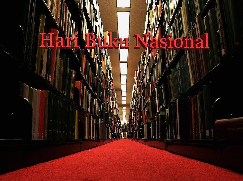 Selamat Hari Buku Nasional!