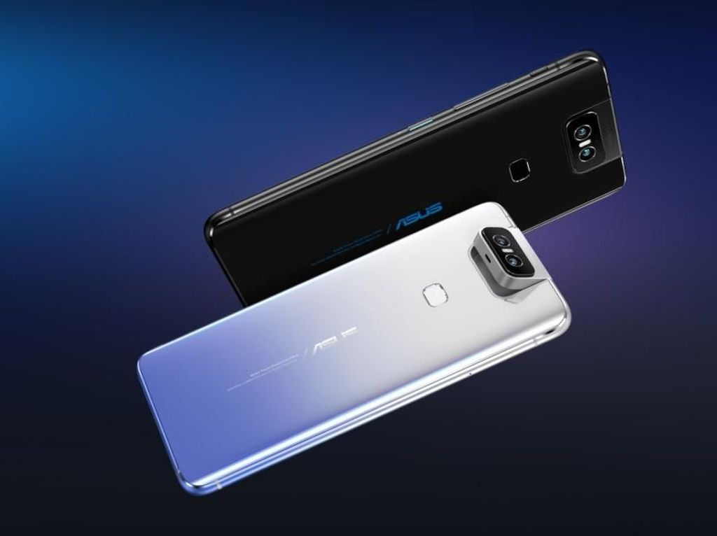 Geser Samsung Galaxy S10 5G, Asus Zenfone 6 Jadi Raja Selfie