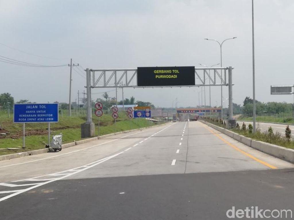 Polisi Klaim Jalur Arteri Surabaya-Malang Bebas Macet Saat Mudik
