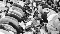 Potret Tempo Dulu Ramadhan di Seluruh Dunia