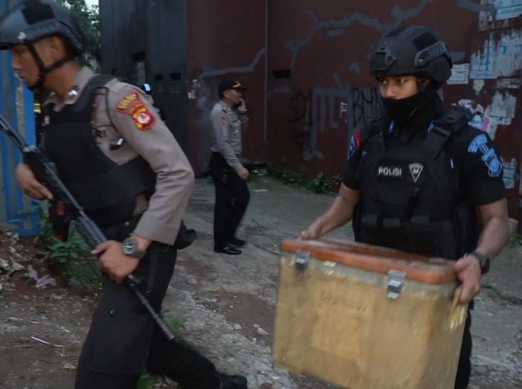 Pak Jenggot, Pengikut ISIS di Bogor Punya Kemampuan Racik Bom
