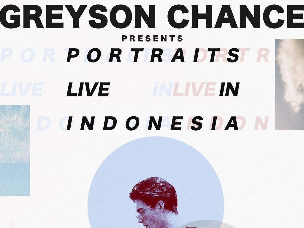 Perhatian! Greyson Chance Konser di Indonesia Juli 2019