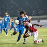 Persib vs Persipura: Maung Bandung Menang 3-0