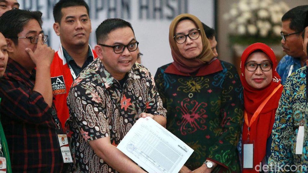Rekapitulasi Nasional Papua Barat dan DKI Jakarta