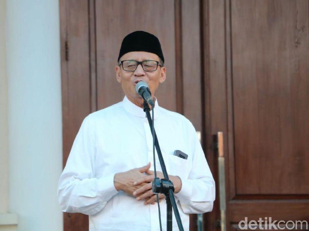 Data Pasien COVID-19 Pandeglang Bocor, Ini Kata Gubernur Banten