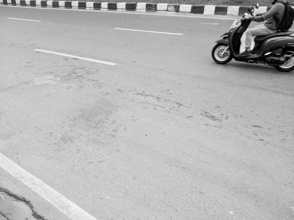 Remaja Tewas Diserang Geng Motor di Setiabudi, Bercak Darah Berceceran di TKP