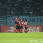 Puasnya Madura United Bikin 5 Gol di Kandang Persela