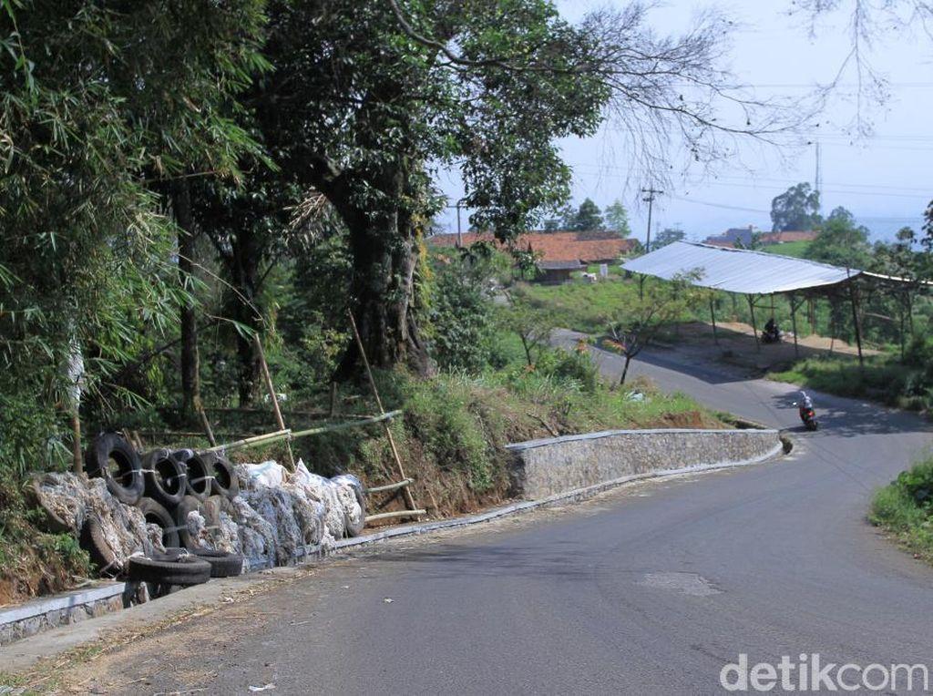 Jalan Ibun Tak Direkomendasikan Jadi Jalur Alternatif Mudik