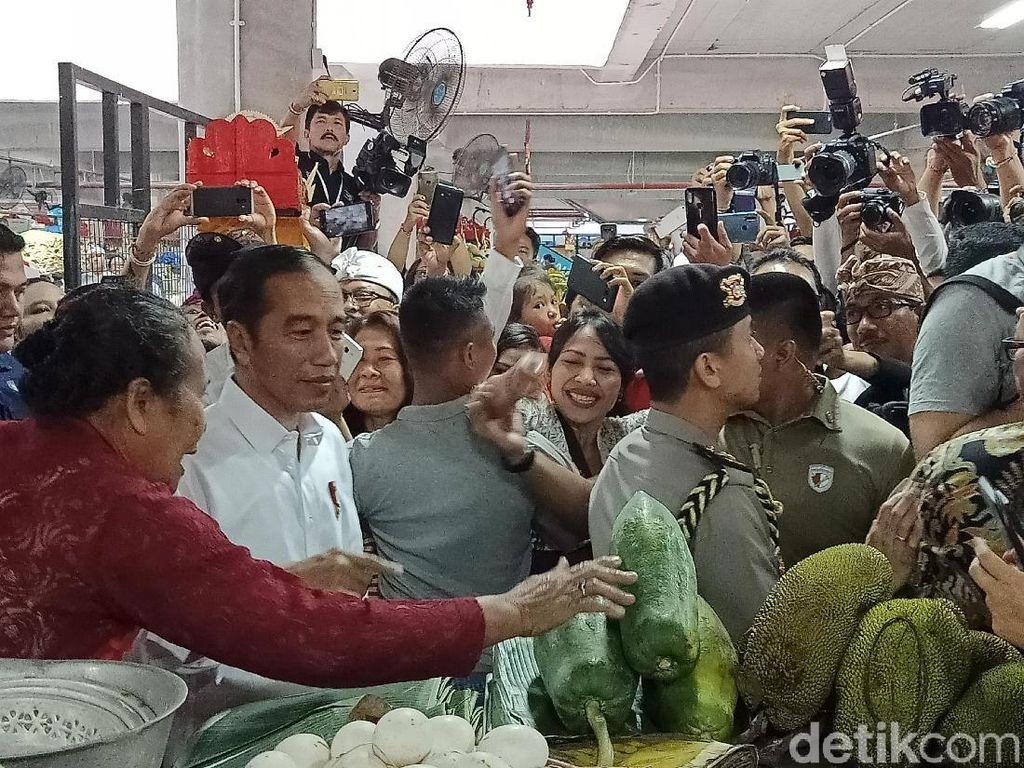 Saran Jokowi ke Penolak Hasil Pemilu: Ikuti Konstitusi UU Pemilu