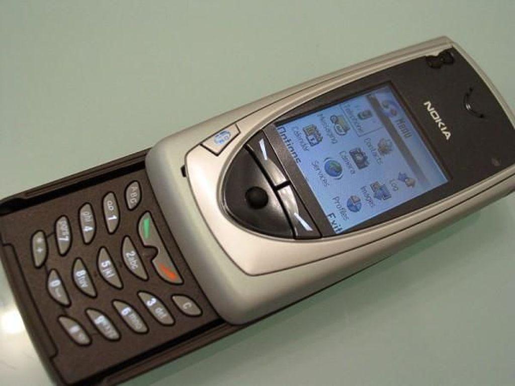 Nokia 7650, Ponsel Legendaris yang Bertabur Inovasi