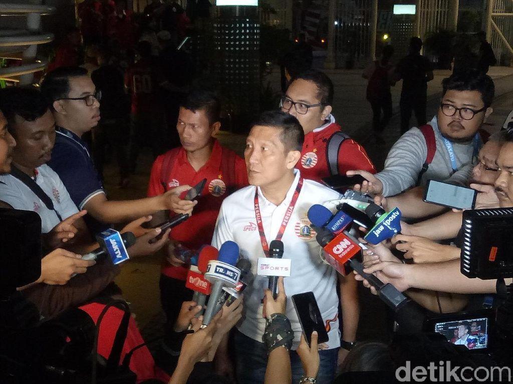 Persija Jakarta: Pelatih Musim Depan Tinggal Finalisasi