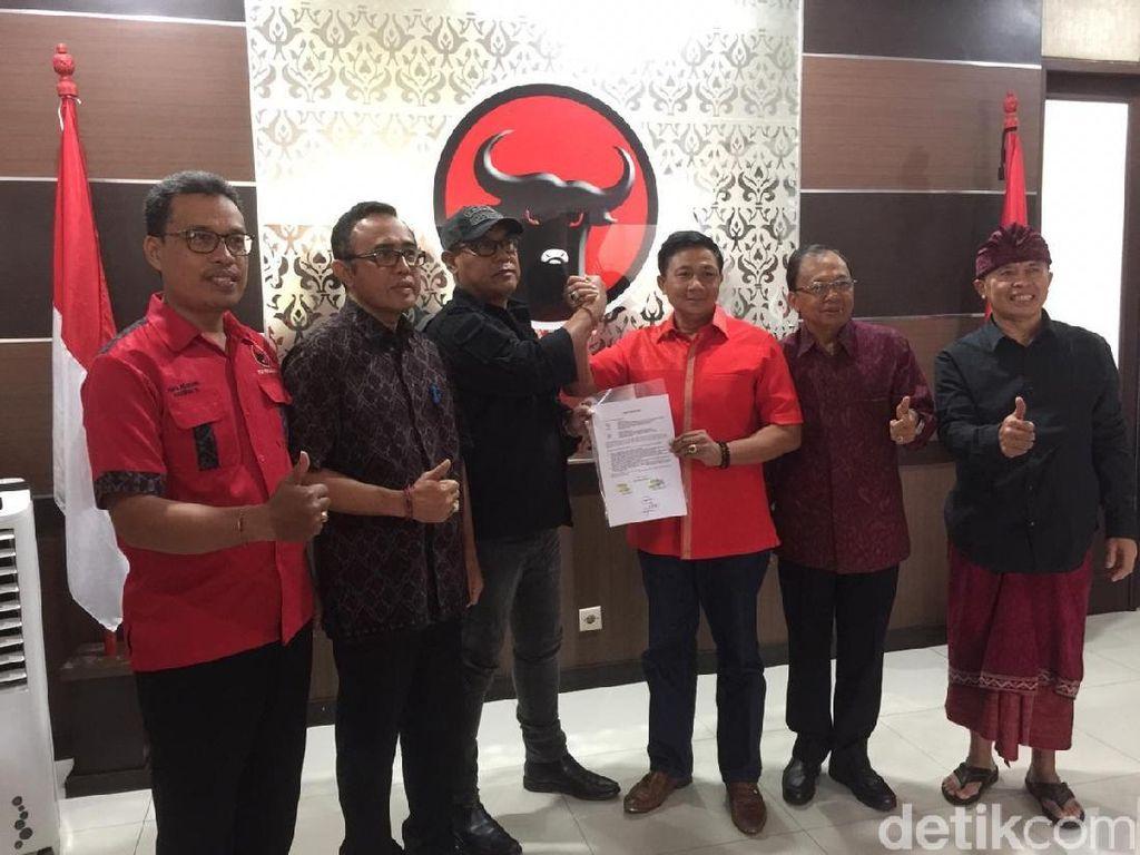 Takut Dipecat, Ketua F-PDIP DPRD Bali dan Rekannya Sepakat Damai
