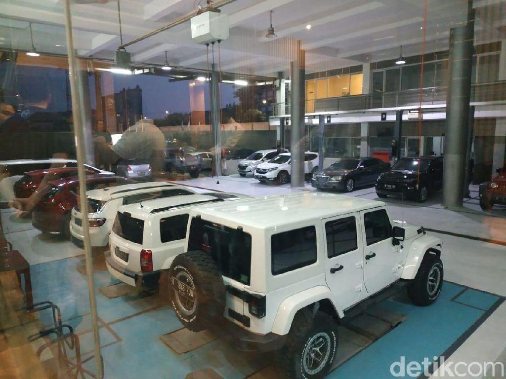 Satu-satunya Mobil Amerika, Jeep Pastikan tak Ikut Pamit