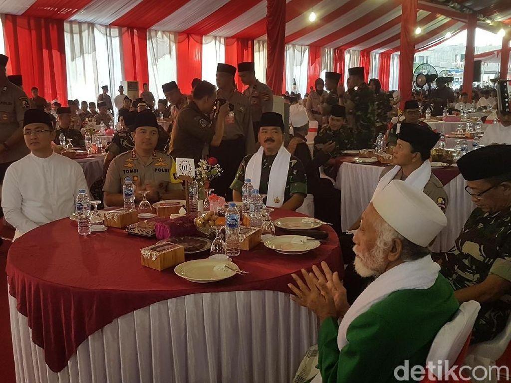 Safari Ramadhan di Polda Banten, Wakapolri Bicara Kerukunan Pasca Pemilu