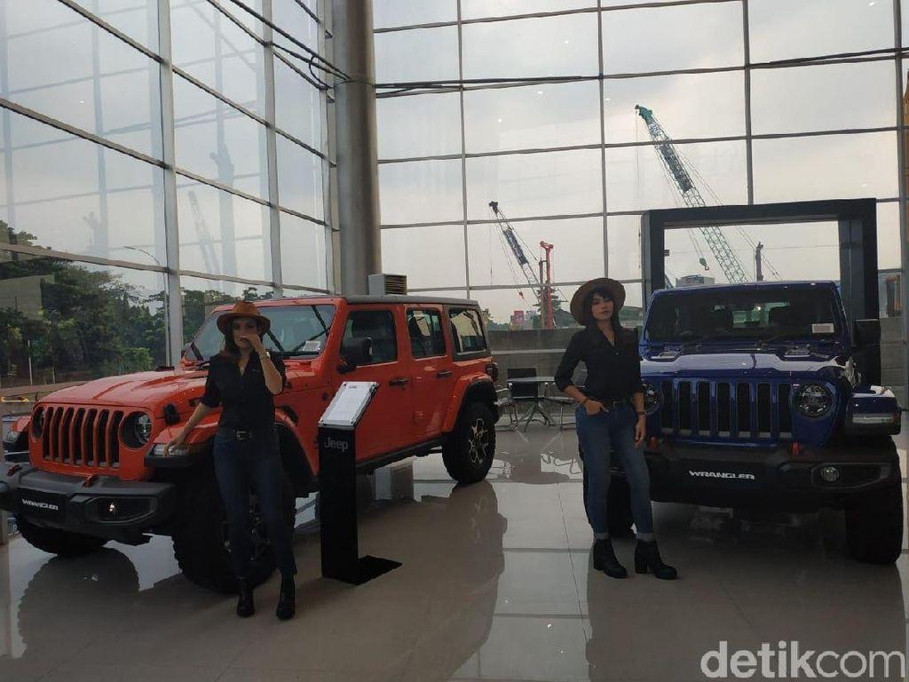 Minim Pilihan, Citra Mobil Amerika di Indonesia Bisa Pudar?