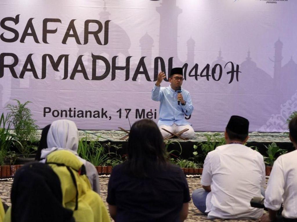 BUMN Gelar Safari Ramadhan di Pontianak