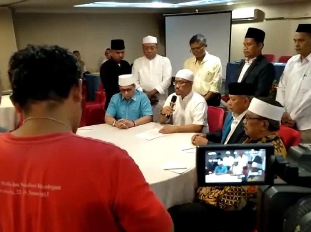 Amien Rais dan Habib Rizieq Ditantang Mubahalah oleh Pendukung Jokowi