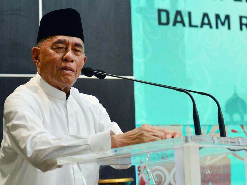 Menhan Bicara Bela Negara pada Alumni Universitas Sriwijaya