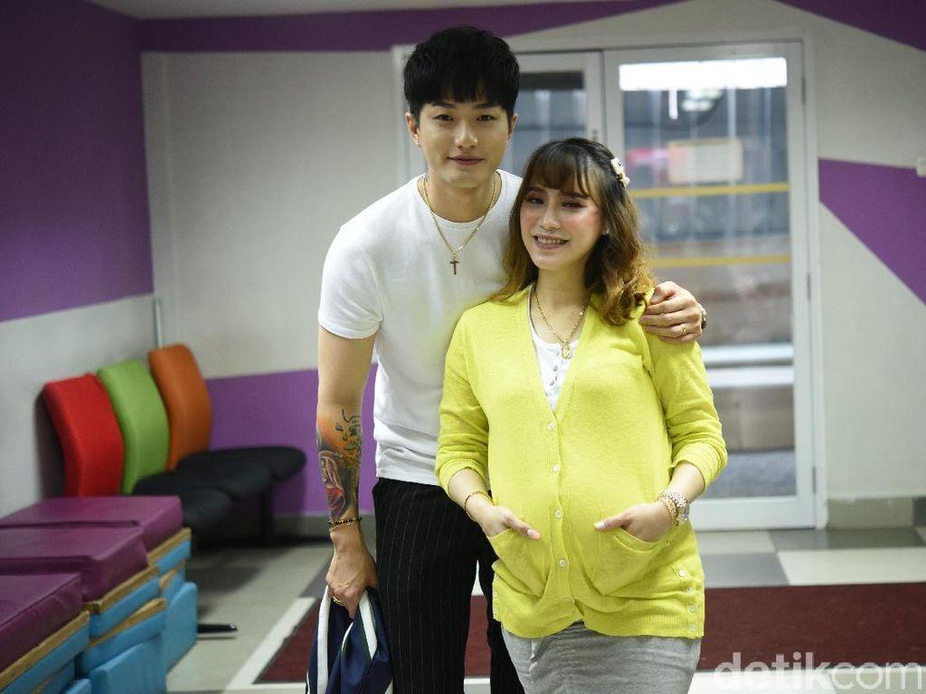 Doa Lee Jeong Hoon untuk Putri Kedua Ruben Onsu