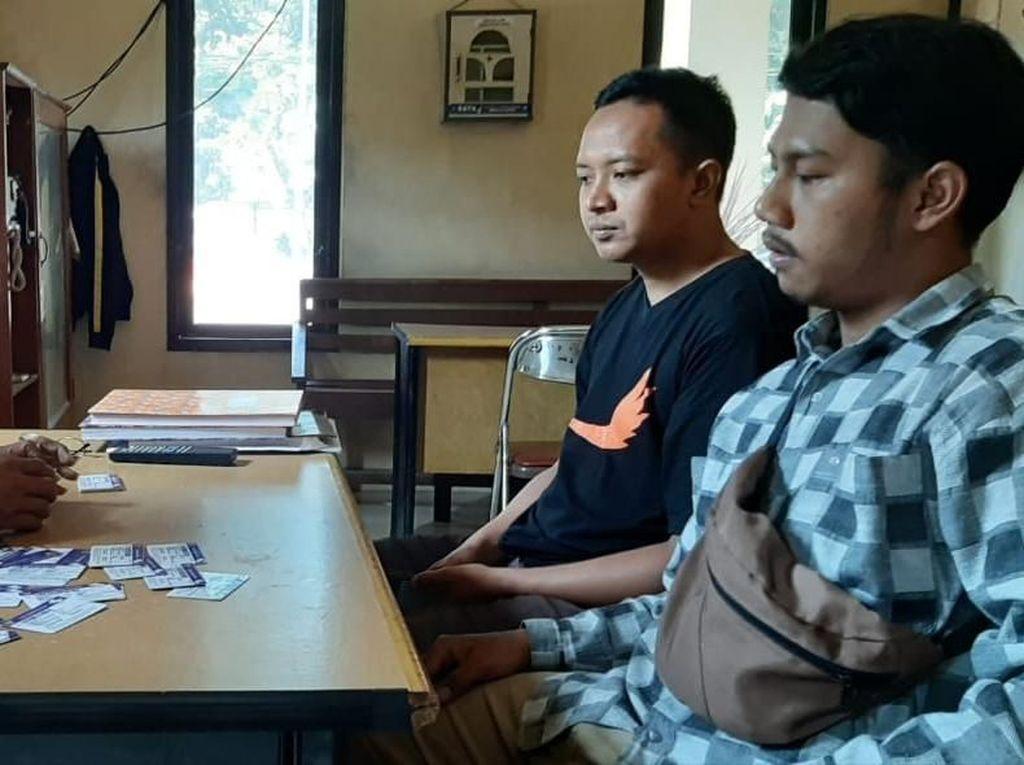 70 Kartu Indonesia Pintar Tercecer di Jalan Sudah Diserahkan ke Polisi