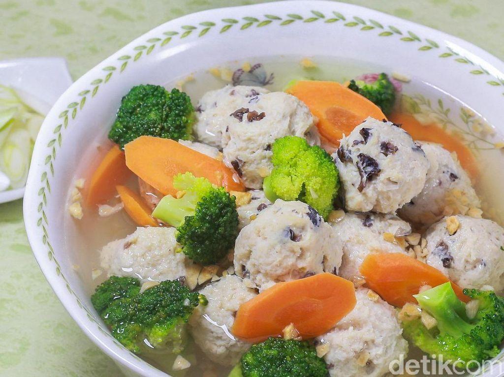 Resep Ramadan : Chicken Balls with Veggie