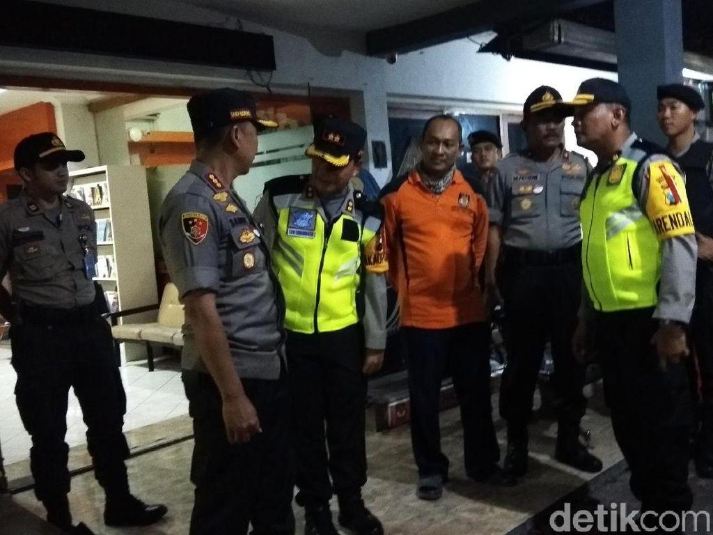 Objek Vital di Surabaya Dijaga Ketat Jelang Penetapan Pemilu 2019
