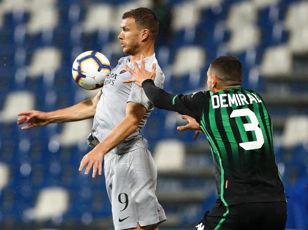 Sassuolo Vs AS Roma: Imbang, Langkah Giallorossi ke Liga Champions Berat