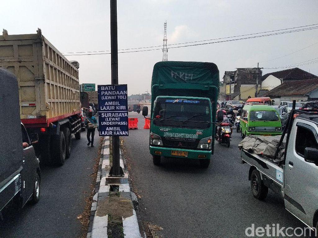 Rekayasa Lalin Disiapkan untuk Urai Kepadatan di Karanglo Malang