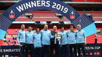 Guardiola Yakin Bakal Ada Tim Inggris yang Samai Treble Domestik City