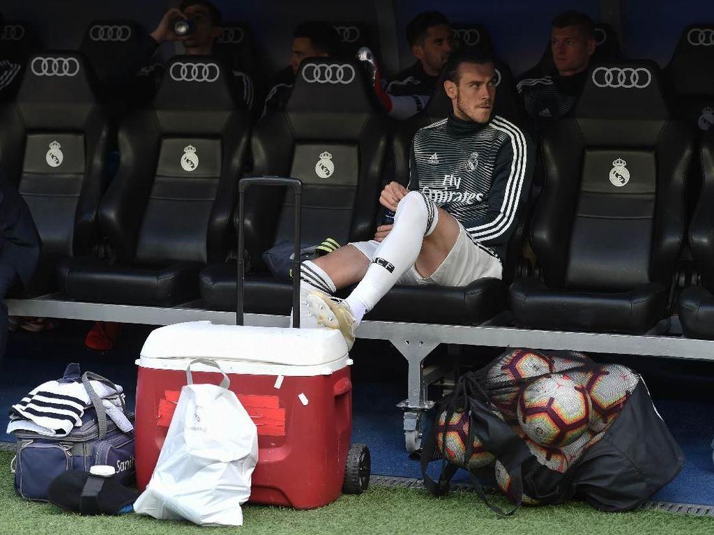 Madrid Dipermalukan Real Betis, Bale dan Kroos Cekikikan di Bench