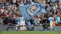 City Jadi Tim Inggris Pertama yang Raih 50 Kemenangan dalam Semusim