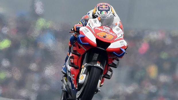 Pebalap Pramac Ducati bicara soal penundaan MotoGP karena virus corona. (