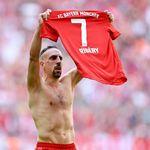 Ribery Jadi Pemain Tersukses di Bundesliga