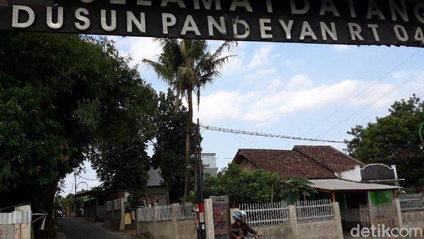Dukuh pandeyan, Sewon Bantul