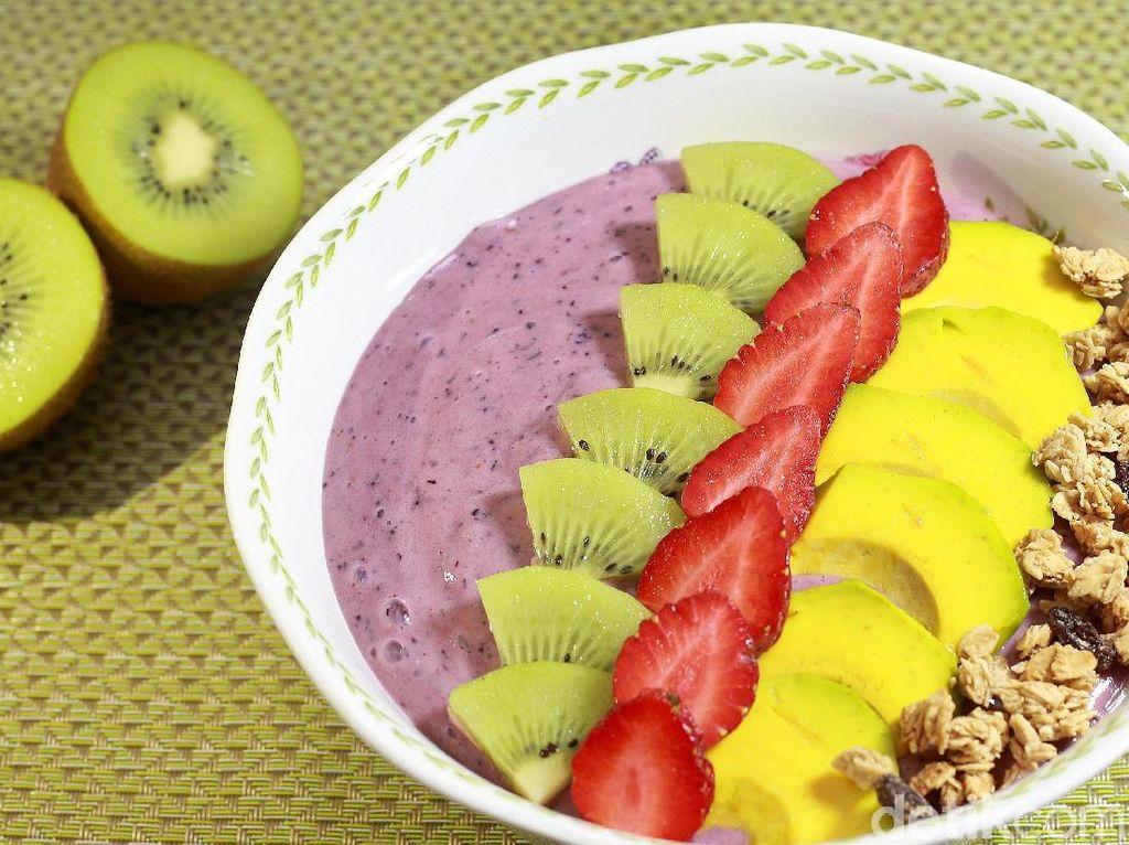 Resep Ramadan : Blueberry Banana Smoothie
