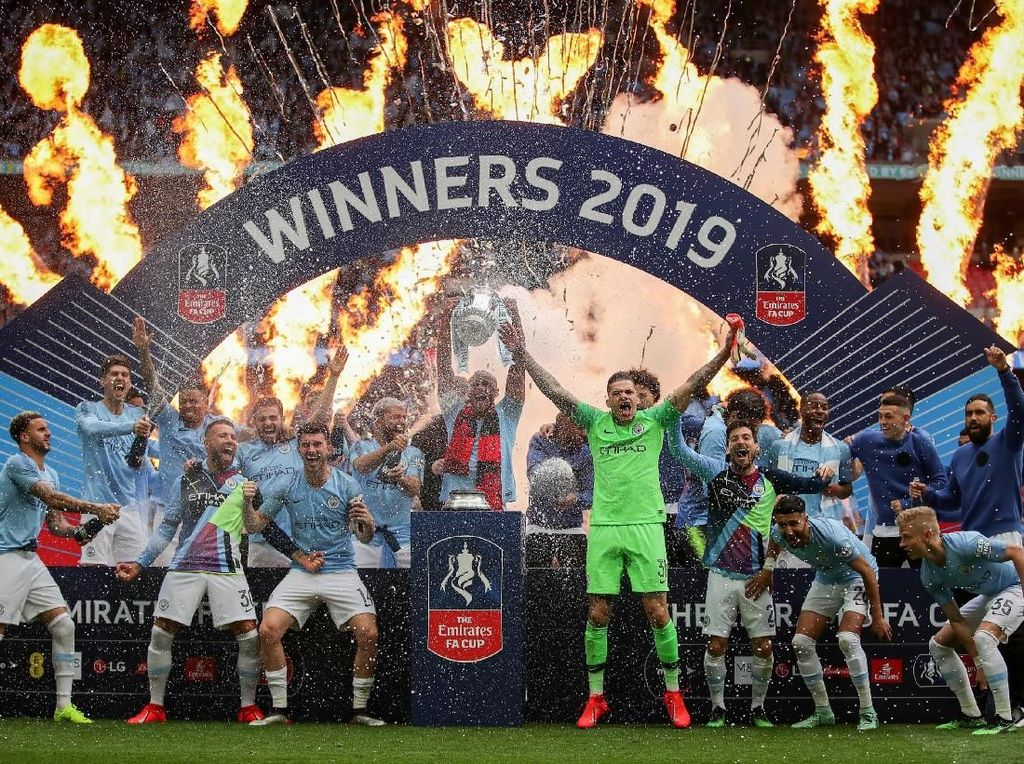 Wow, Manchester City, Wow!