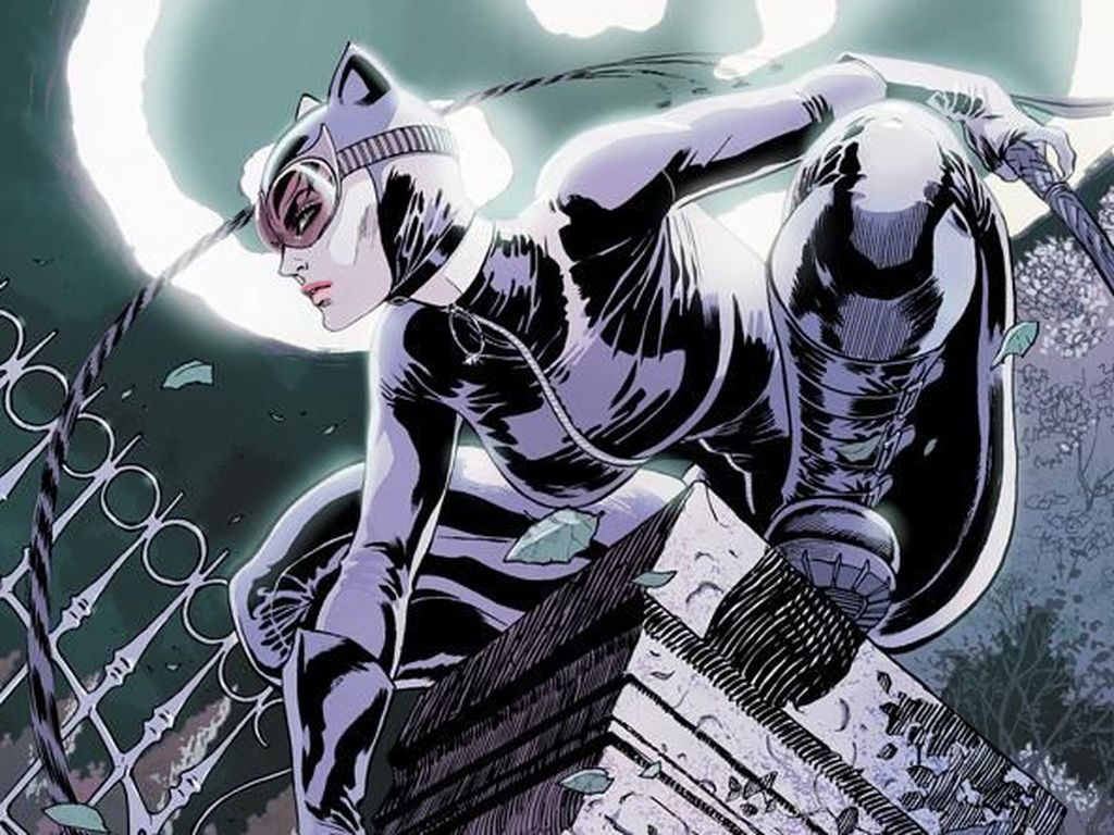 Catwoman dan Penguin Disebut Jadi Villain di The Batman