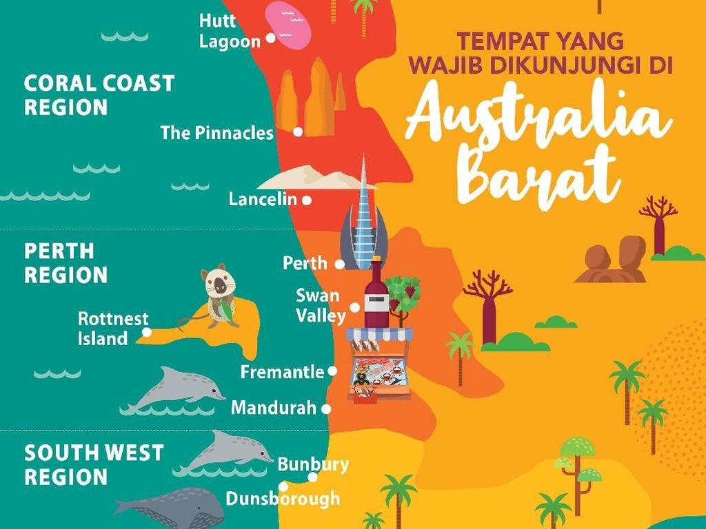 4 Panduan Praktis Liburan ke Australia Barat